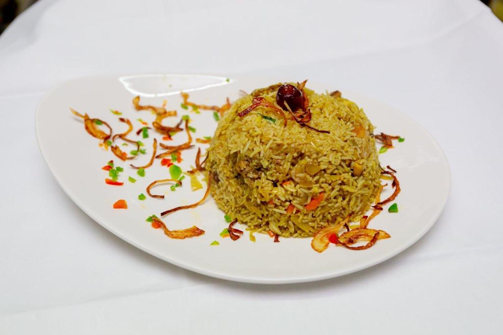 35. indian food at vantage indian restaurant  LU6