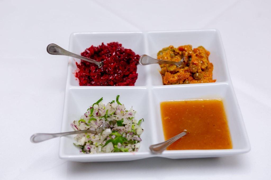 20. indian food at vantage indian restaurant  LU6