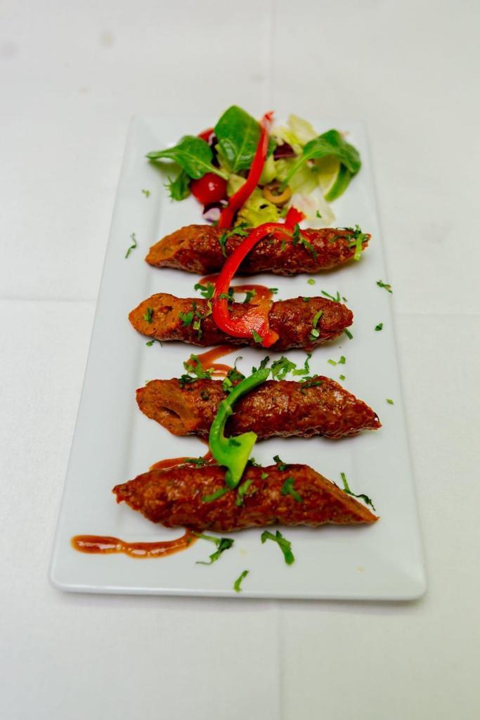 19. indian food at vantage indian restaurant  LU6