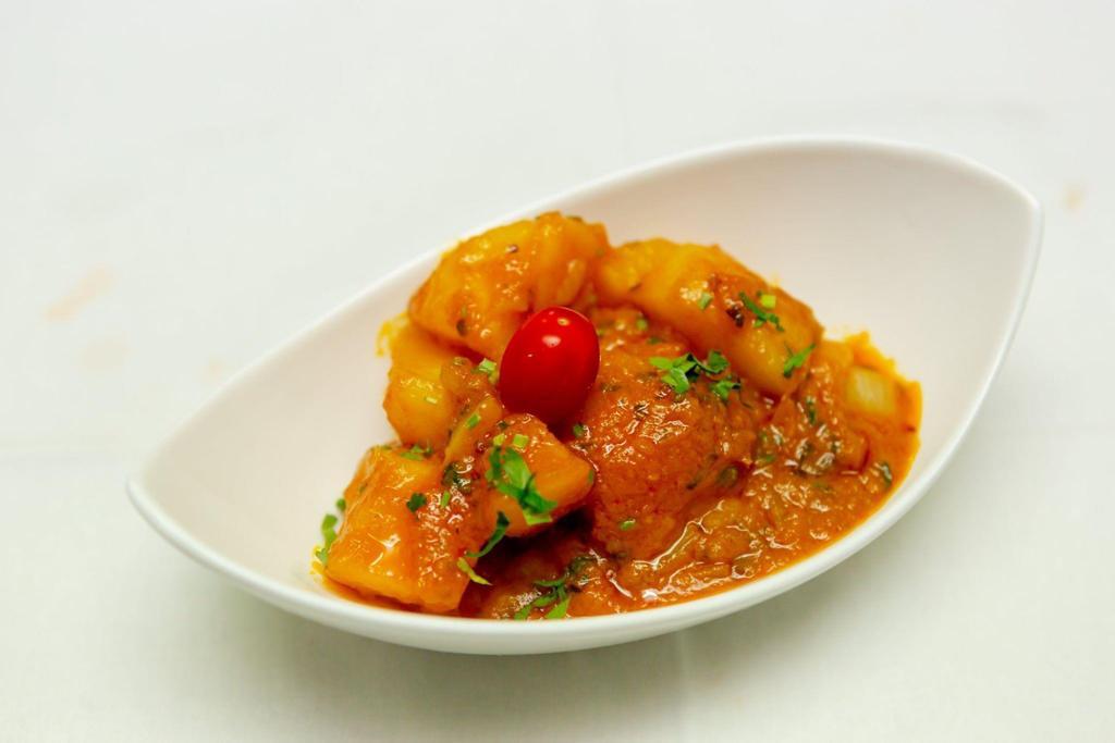 2. indian food at vantage indian restaurant  LU6