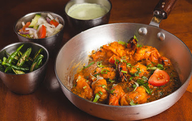 Order Online The Curry Club At N8