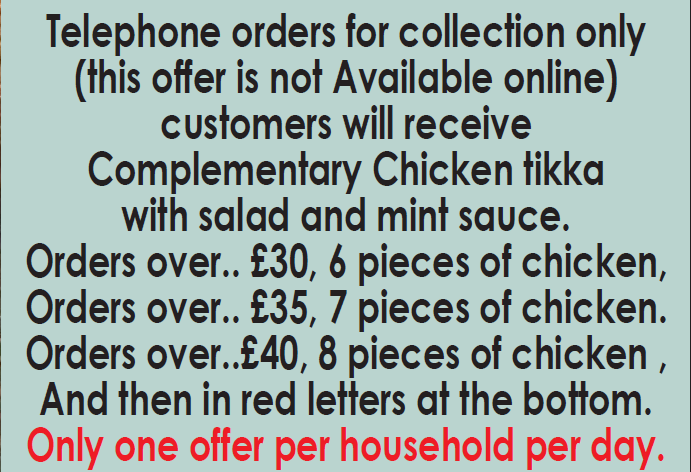 telephone offers