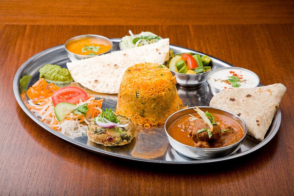 Food The British Raj CO15
