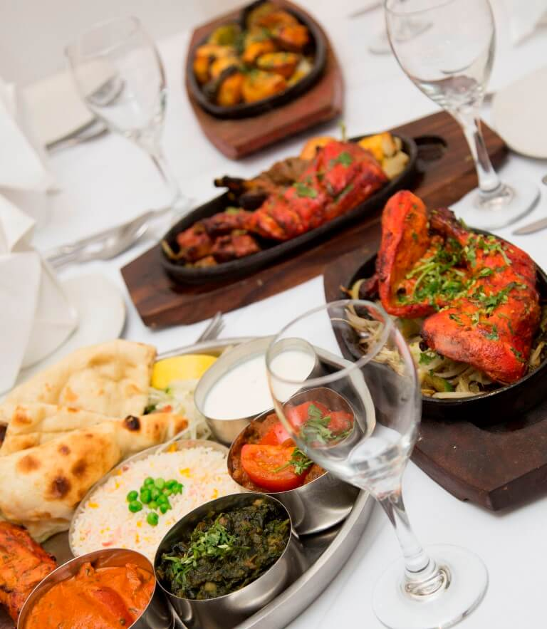 30. Indian Restaurant and Takeaway Gandhi's SE11