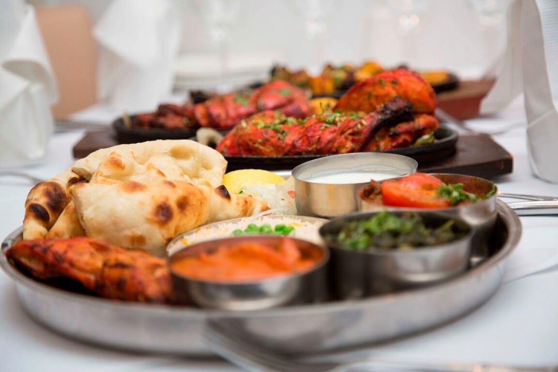 29. Indian Restaurant and Takeaway Gandhi's SE11
