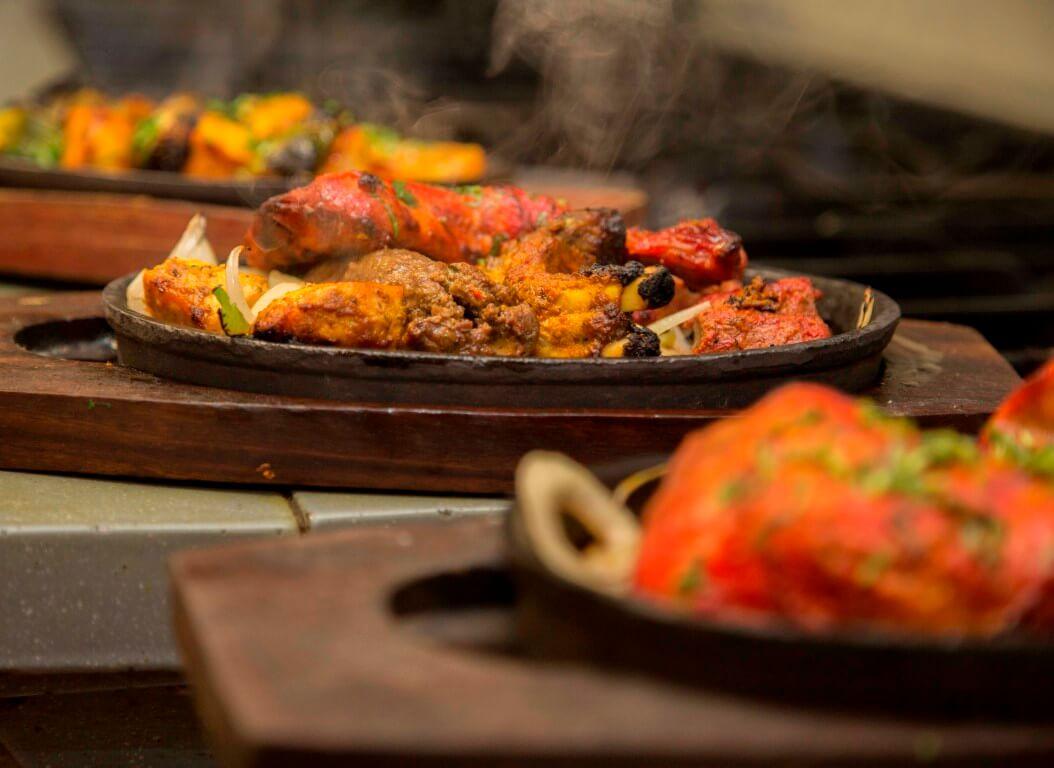 21. Indian Restaurant and Takeaway Gandhi's SE11