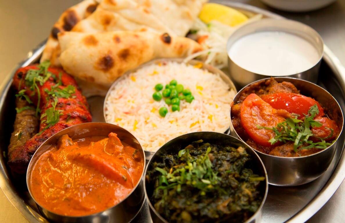 20. Indian Restaurant and Takeaway Gandhi's SE11