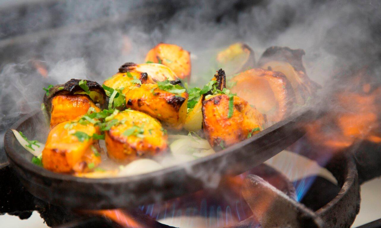 19. Indian Restaurant and Takeaway Gandhi's SE11