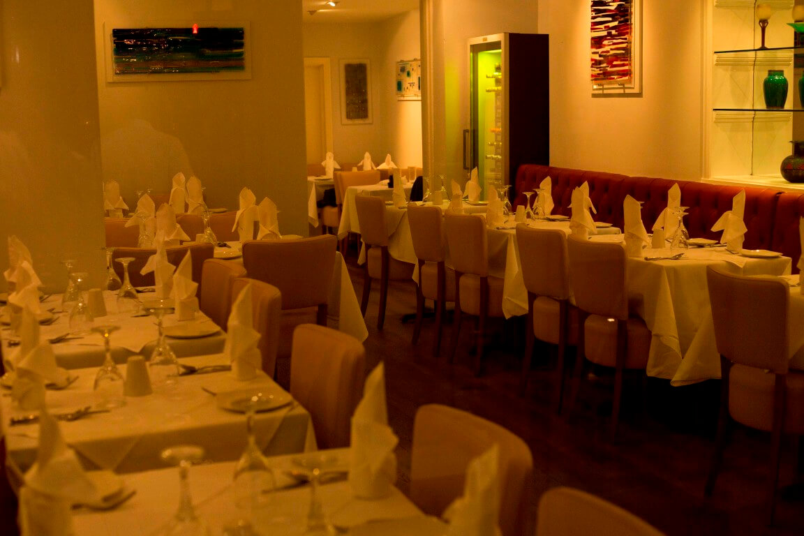 14. Indian Restaurant and Takeaway Gandhi's SE11