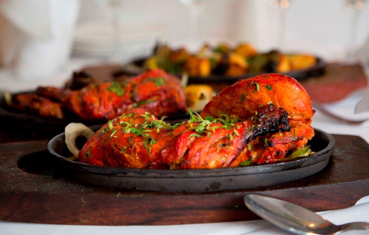 12. Indian Restaurant and Takeaway Gandhi's SE11