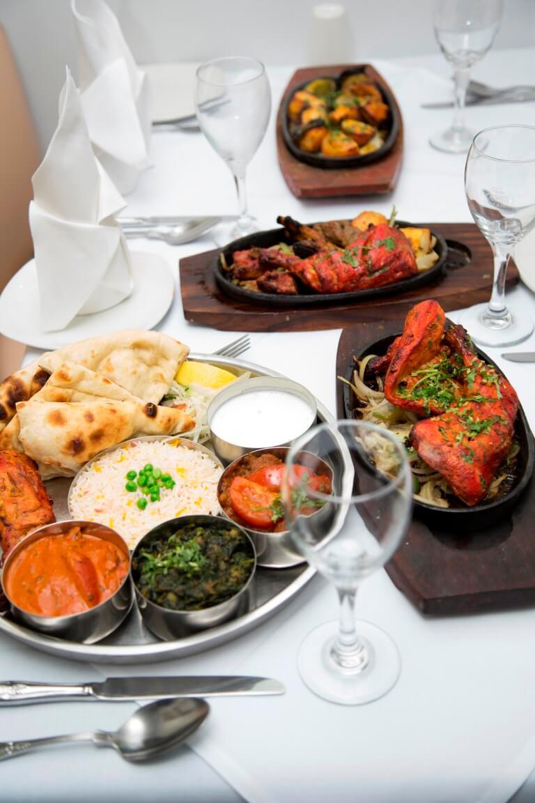 28. Indian Restaurant and Takeaway Gandhi's SE11