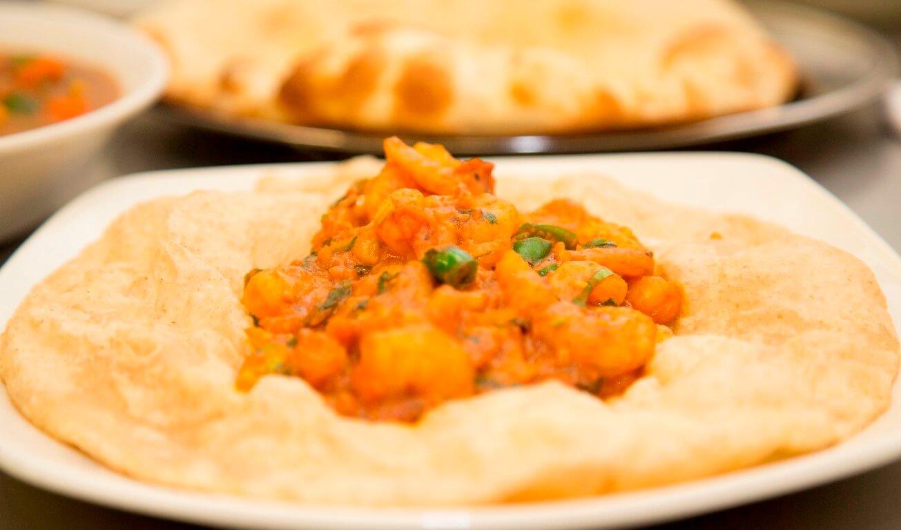 25. Indian Restaurant and Takeaway Gandhi's SE11