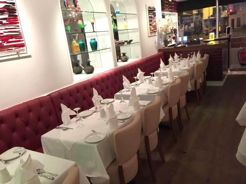22. Indian Restaurant and Takeaway Gandhi's SE11