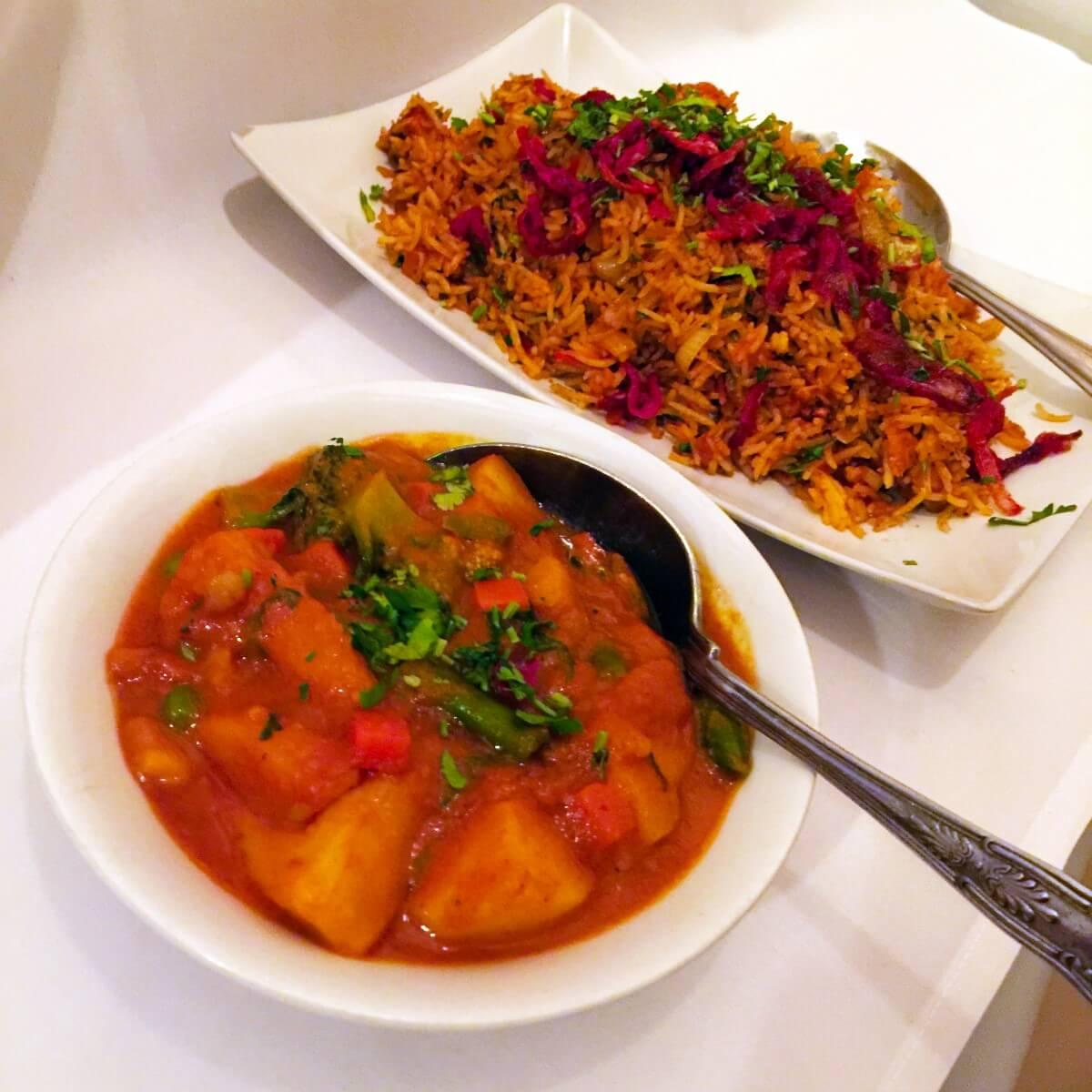 5. Gandhi's Indian Restaurant and Takeaway
