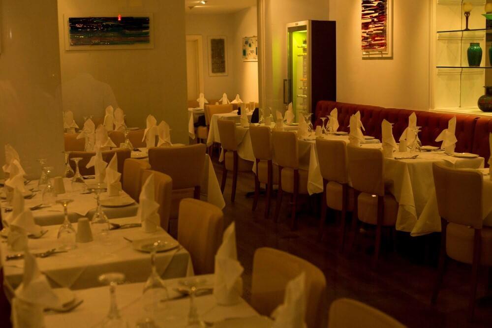 9. Indian Restaurant and Takeaway Gandhi's SE11