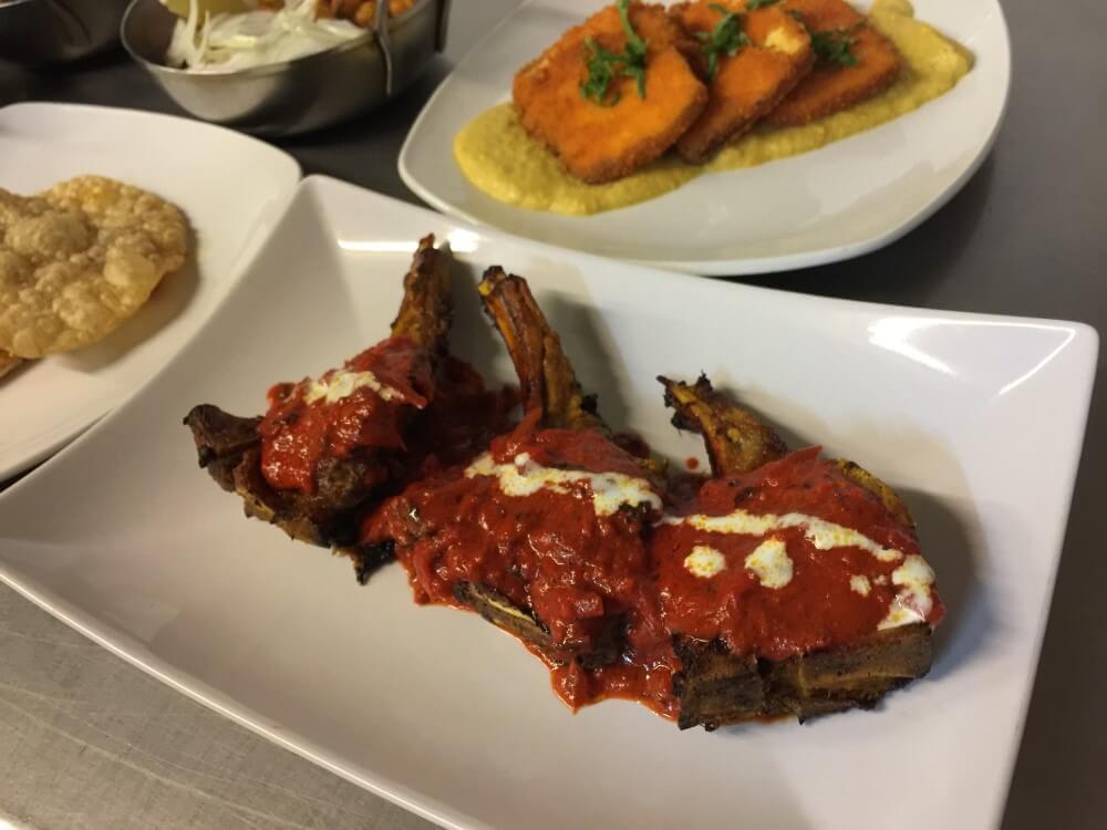 6. Indian Restaurant and Takeaway Gandhi's SE11