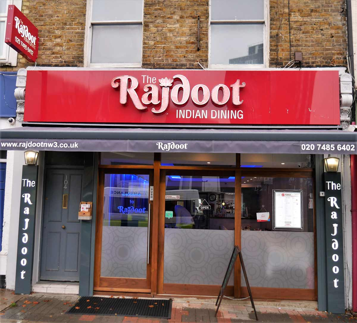13. Gallery The Rajdoot NW3