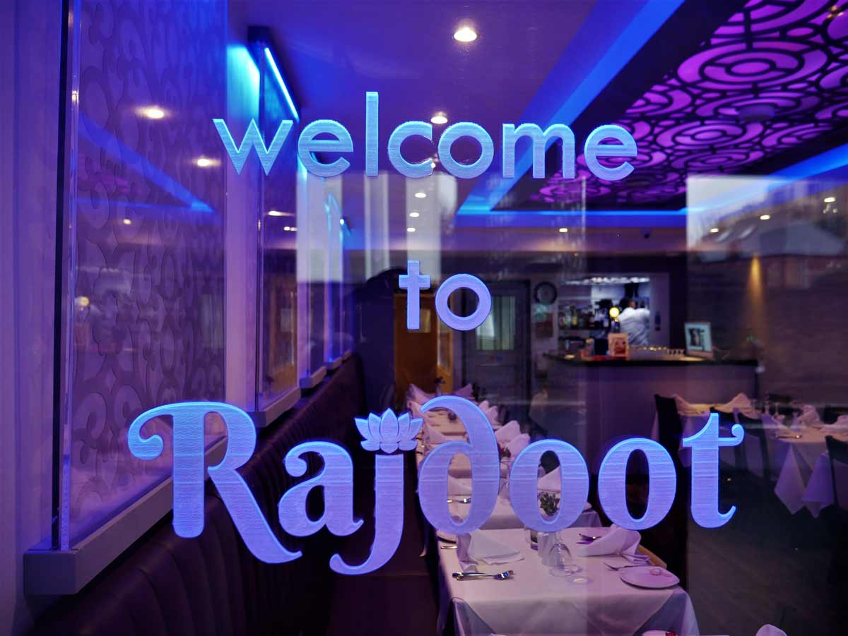 8. Gallery The Rajdoot NW3