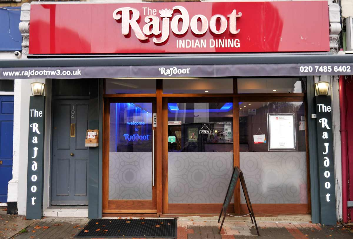 20. Gallery The Rajdoot NW3