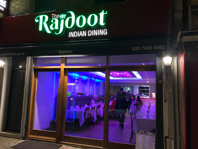 17. Gallery The Rajdoot NW3