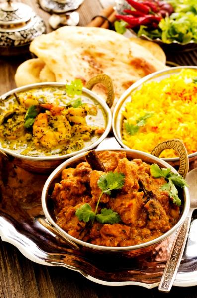 indian food at Orpington Citi Kitchen  br5