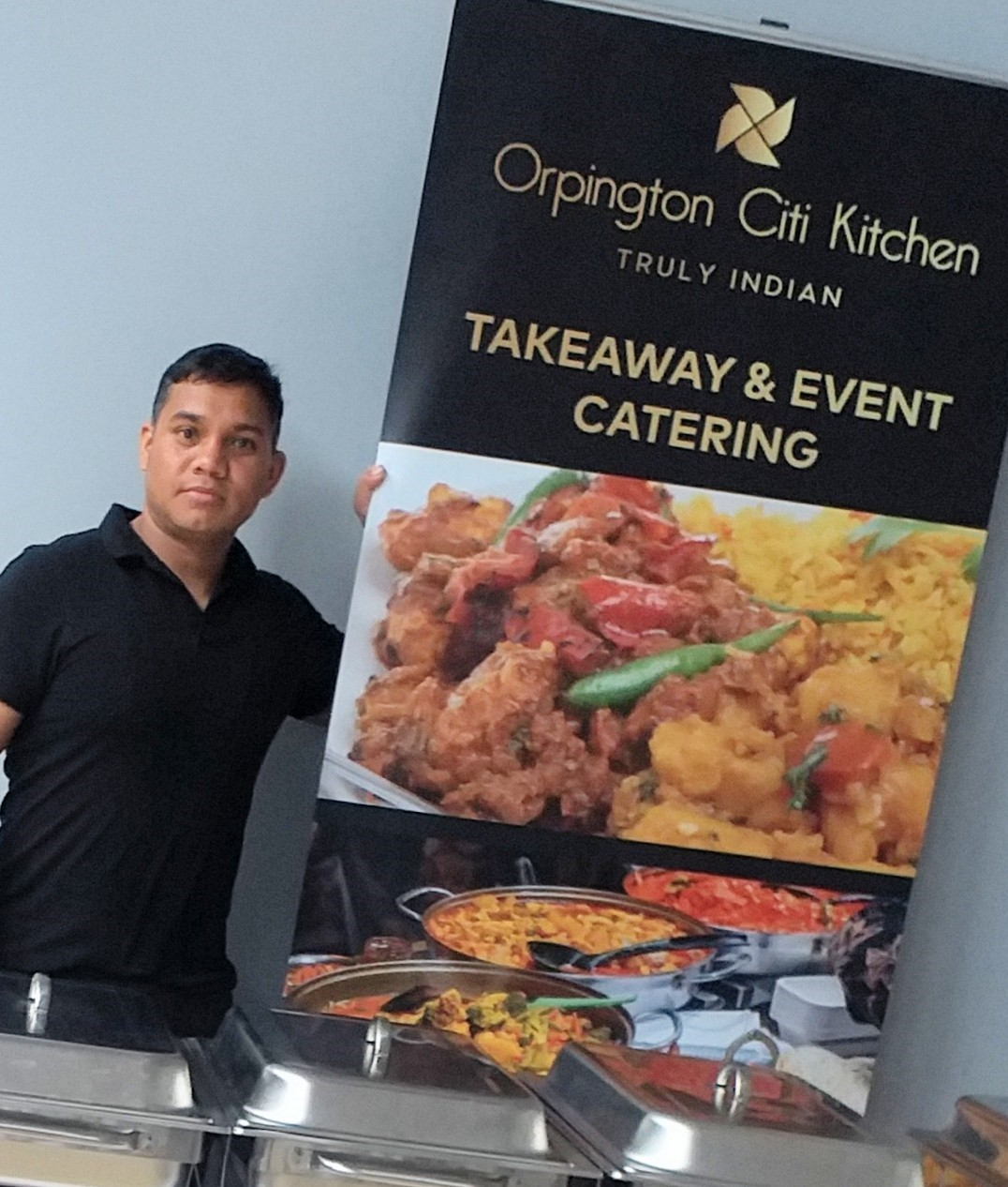 Owner at Orpington Citi Kitchen  br5