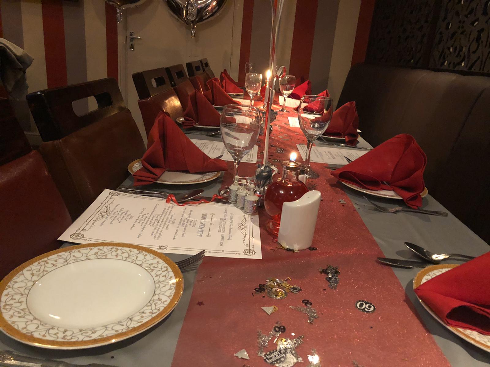 15. Shad Indian Restaurant