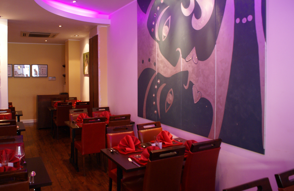 28. Takeaway and restaurant Shad Indian Restaurant SE1