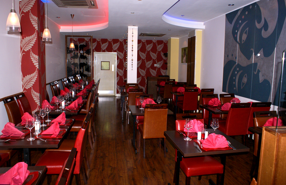 25. Takeaway and restaurant Shad Indian Restaurant SE1