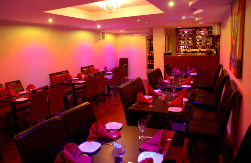 30. Takeaway and restaurant Shad Indian Restaurant SE1