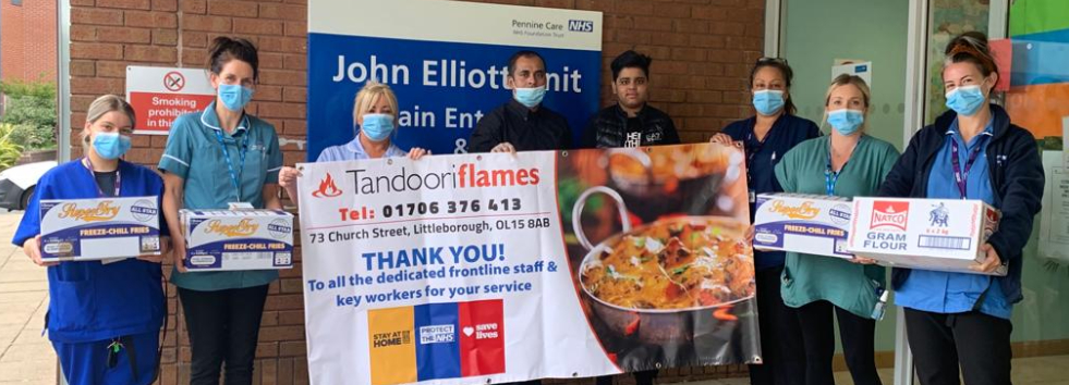 <h2 class='animated fadeInUp'>Welcome to Tandoori Flames</h2><p class='animated fadeInDown'>Indian Takeaway</p>