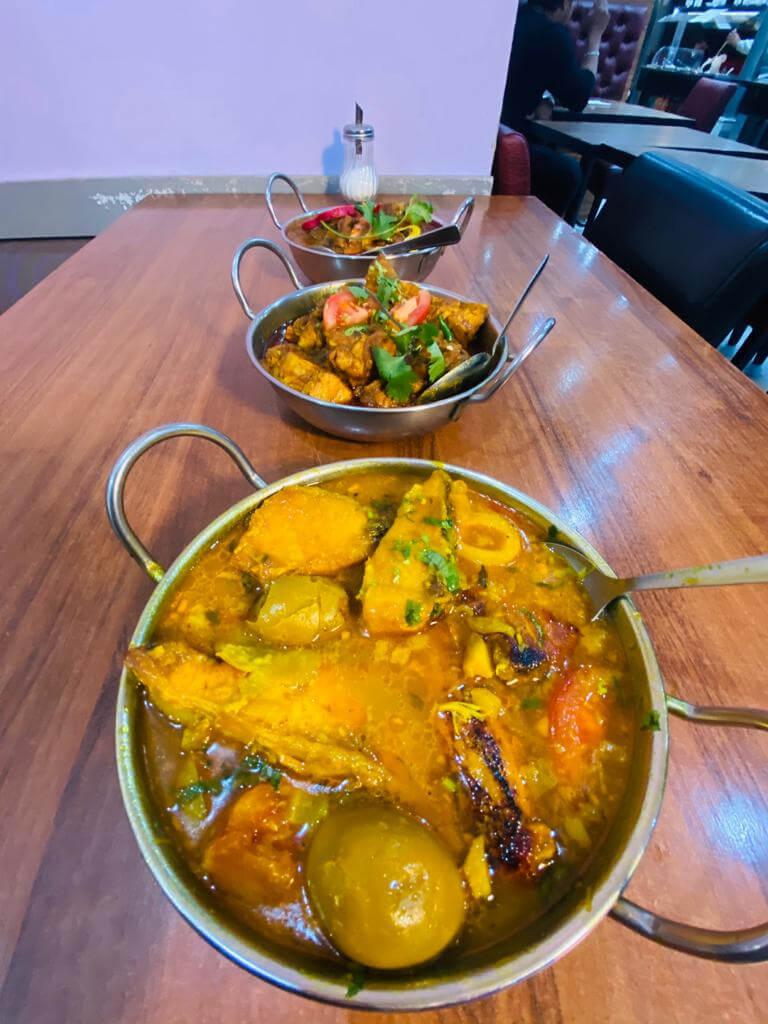 6. Feast and Mishti