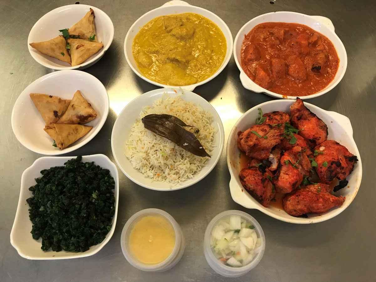 8. Restaurant & Takeaway Bengal Indian Cuisine N8