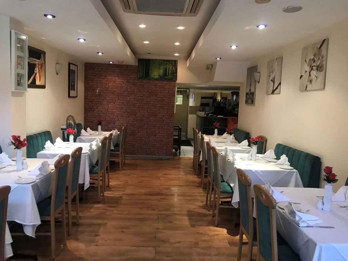 5. Restaurant & Takeaway Bengal Indian Cuisine N8