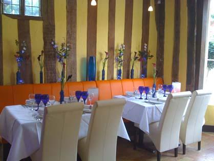 Reservation table memsaab of lavenham co10