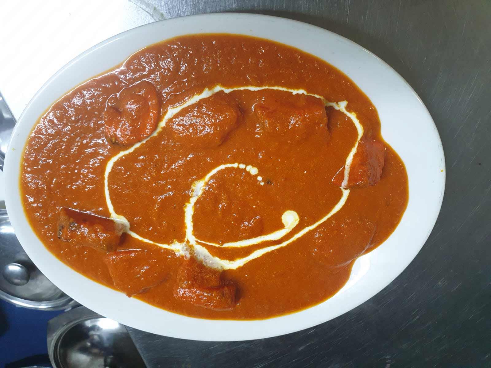 Takeaway curry Akash Tandoori B30