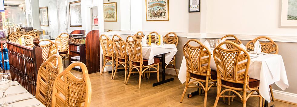 Drummond Villa Special Thali Dish
